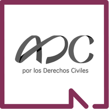 Asociación por los Derechos Civiles logo