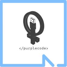 PurpleCode Collective logo
